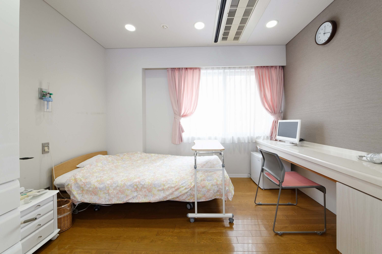 入院室の紹介